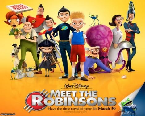 Disneys Meet The Robinsons